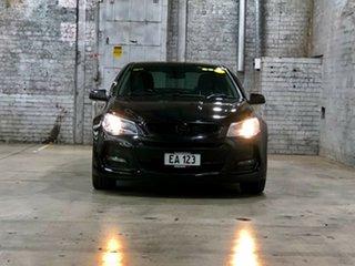 2016 Holden Commodore VF II MY16 SV6 Black 6 Speed Sports Automatic Sedan.