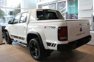 2021 Volkswagen Amarok 2H MY21 TDI580 4MOTION Perm W580S White 8 Speed Automatic Utility.