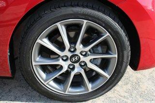 2013 Hyundai i30 GD2 SR Red 6 Speed Sports Automatic Hatchback