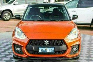 2020 Suzuki Swift AZ Series II Sport Orange 6 Speed Manual Hatchback.