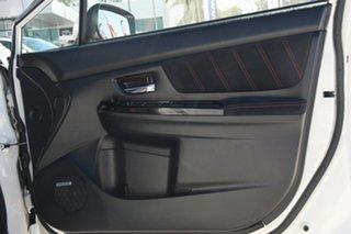 2017 Subaru WRX V1 MY18 STI AWD spec.R White 6 Speed Manual Sedan