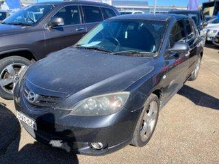 2006 Mazda 3 BK1031 SP23 Grey 5 Speed Manual Hatchback.