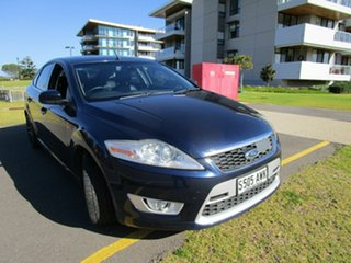 2009 Ford Mondeo MB Titanium Blue 6 Speed Automatic Hatchback.