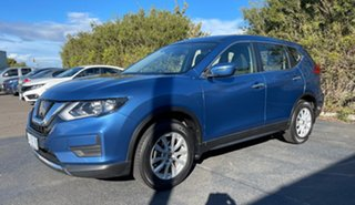 2017 Nissan X-Trail T32 ST X-tronic 4WD Marine Blue 7 Speed Constant Variable Wagon