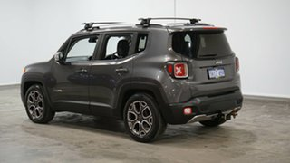 2017 Jeep Renegade BU MY17 Limited DDCT Granite Crystal 6 Speed Sports Automatic Dual Clutch.