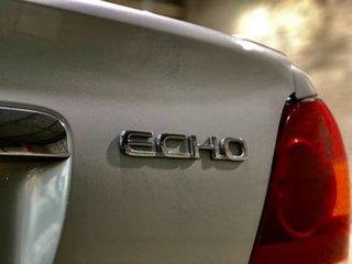 2005 Toyota Echo NCP12R MY03 Silver 4 Speed Automatic Sedan