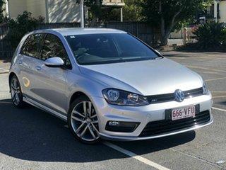 2014 Volkswagen Golf VII MY14 103TSI DSG Highline Silver 7 Speed Sports Automatic Dual Clutch.