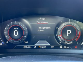 2020 Ford Puma JK 2021.25MY ST-Line V Silver 7 Speed Sports Automatic Dual Clutch Wagon