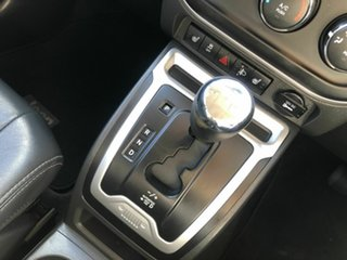 2013 Jeep Compass MK MY14 North Grey 6 Speed Sports Automatic Wagon