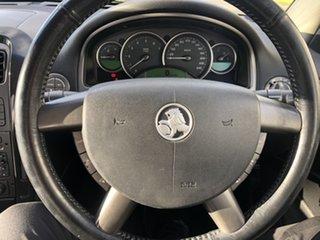 2005 Holden Berlina VZ Silver 4 Speed Automatic Sedan