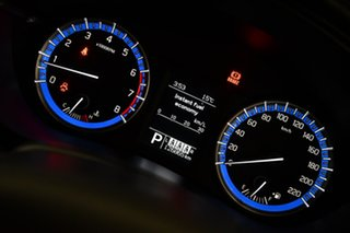 2014 Suzuki S-Cross JY GL Green 7 Speed Constant Variable Hatchback
