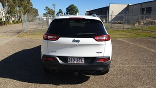 2016 Jeep Cherokee KL MY16 Longitude (4x4) White 9 Speed Automatic Wagon
