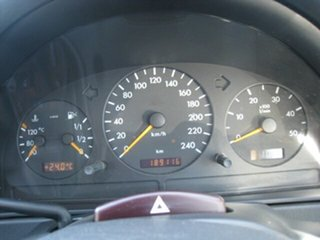 2004 Mercedes-Benz ML270 CDI W163 Luxury (4x4) Gold 5 Speed Auto Tipshift Wagon