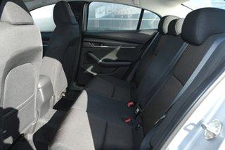 2021 Mazda 3 BP2S7A G20 SKYACTIV-Drive Pure Sonic Silver 6 Speed Sports Automatic Sedan