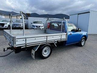 2008 Ford Ranger PJ XL Blue 5 Speed Manual Utility.