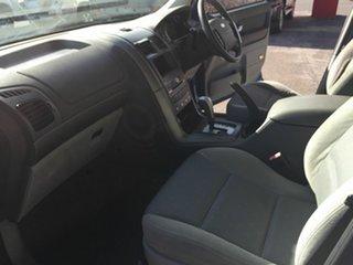 2008 Ford Territory SY MY07 Upgrade TS (RWD) Blue 4 Speed Auto Seq Sportshift Wagon
