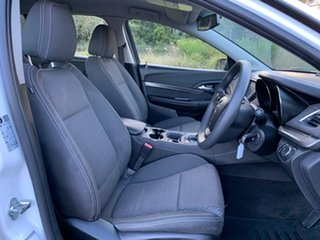 2013 Holden Commodore VF Evoke White Sports Automatic Wagon