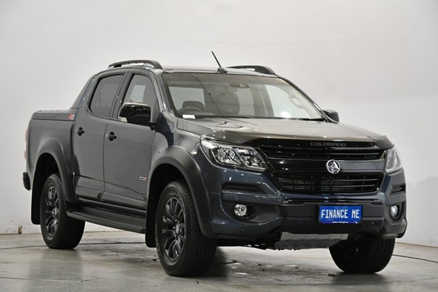 Used Holden Colorado RG MY20 Z71 Pickup Crew Cab Victoria Park, 2019 Holden Colorado RG MY20 Z71 Pickup Crew Cab Grey 6 Speed Sports Automatic Utility