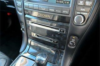 2007 Toyota Crown GRS184 Athlete White 6 Speed Automatic Sedan