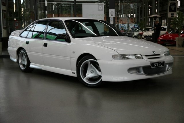 Used Holden Special Vehicles ClubSport VS II North Melbourne, 1996 Holden Special Vehicles ClubSport VS II White 4 Speed Automatic Sedan