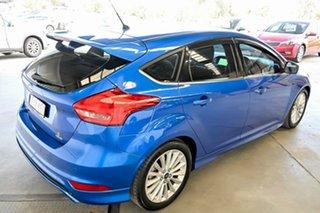 2016 Ford Focus LZ Sport Blue 6 Speed Manual Hatchback