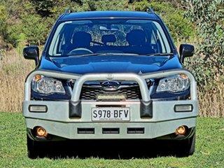 2015 Subaru Forester S4 MY15 2.0D-L AWD Grey 6 Speed Manual Wagon.
