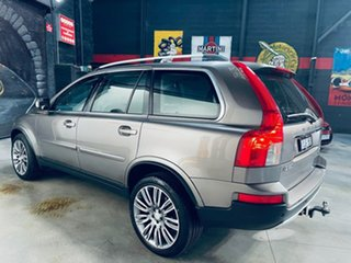 2011 Volvo XC90 P28 MY12 D5 Geartronic Executive Bronze 6 Speed Sports Automatic Wagon