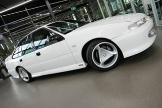 1996 Holden Special Vehicles ClubSport VS II White 4 Speed Automatic Sedan.