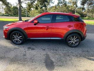 2017 Mazda CX-3 DK AKARI Red Sports Automatic Wagon
