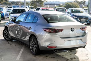 2021 Mazda 3 BP2S7A G20 SKYACTIV-Drive Touring Silver 6 Speed Sports Automatic Sedan