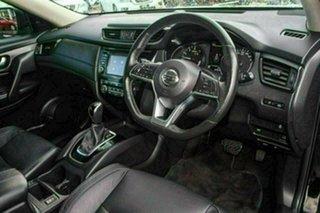 2018 Nissan X-Trail T32 Series II ST-L X-tronic 2WD Black/Grey 7 Speed Constant Variable Wagon