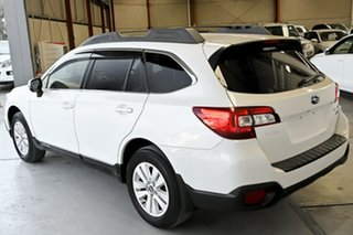 2017 Subaru Outback B6A MY17 2.0D CVT AWD White 7 Speed Constant Variable Wagon
