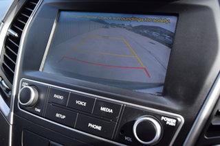 2016 Hyundai Santa Fe DM3 MY17 Active Titanium Silver 6 Speed Sports Automatic Wagon