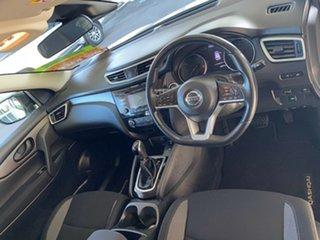 2017 Nissan Qashqai ST White Constant Variable Wagon