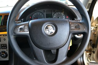 2008 Holden Commodore VE MY09 Omega Gold 4 Speed Automatic Sedan.