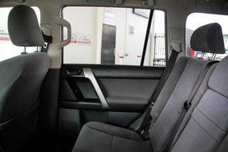2013 Toyota Landcruiser Prado KDJ150R 11 Upgrade GXL (4x4) Glacier White 5 Speed Sequential Auto
