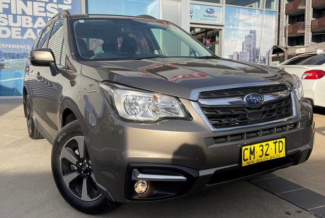 Used Subaru Forester MY16 2.5I-L Rosebery, 2016 Subaru Forester MY16 2.5I-L Bronze Continuous Variable Wagon
