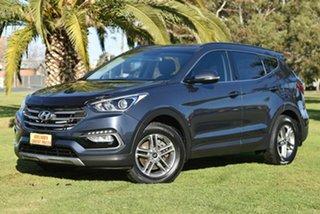 2017 Hyundai Santa Fe DM3 MY17 Active Blue 6 Speed Sports Automatic Wagon.