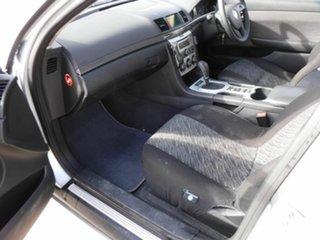 2010 Holden Commodore VE II Omega Silver 4 Speed Automatic Sedan
