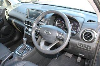 2019 Hyundai Kona OS.2 MY19 Highlander D-CT AWD Grey 7 Speed Sports Automatic Dual Clutch Wagon