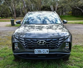 2021 Hyundai Tucson NX4.V1 MY22 Elite D-CT AWD Amazon Gray 7 Speed Sports Automatic Dual Clutch.
