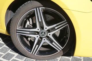 2019 Mercedes-Benz SLC-Class R172 SLC300 Sun Yellow 9 Speed Sports Automatic Convertible