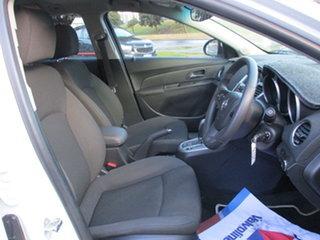 2016 Holden Cruze JH MY16 CD Wagon White 6 Speed Automatic Wagon