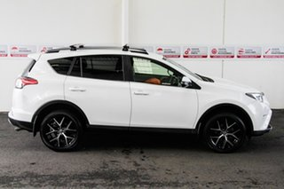 2017 Toyota RAV4 ZSA42R MY17 GXL (2WD) Glacier White Continuous Variable Wagon