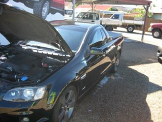 2011 Holden Commodore VE Thunder Black 6 Speed Manual Utility