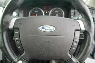 2006 Ford Performance Vehicles F6 Tornado BF Silver 6 Speed Sports Automatic Utility