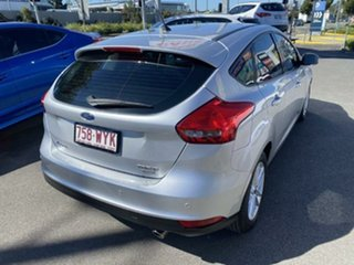 2016 Ford Focus LZ Trend Ingot Silver 6 Speed Automatic Hatchback.
