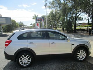 2017 Holden Captiva CG MY17 Active 2WD Silver 6 Speed Sports Automatic Wagon.