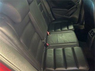 2009 Volkswagen Golf 1K 6th Gen 103 TDI Comfortline Red 6 Speed Direct Shift Hatchback