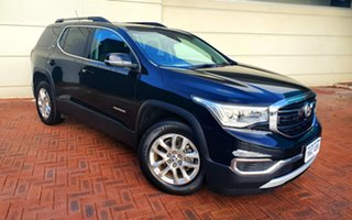 2019 Holden Acadia AC MY19 LT (AWD) Black 9 Speed Automatic Wagon.